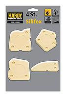 Набор шпателей 4шт Hardy 2090-520004 Silifex