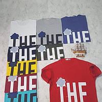 Чоловіча трикотажна футболка The розмір норма 46-52, колір уточнюйте при замовленні