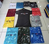 Чоловіча трикотажна футболка Army Jeans розмір норма 46-52, колір уточнюйте при замовленні
