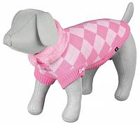 """Свитер """"Принцесса Собака""""  для собак, 24см, розовый"""