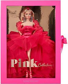 Коллекционная кукла Барби Розовая коллекция Barbie Signature Silkstone Pink Collection Pink Premiere GTJ76