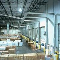 Вентиляция склада и складских помещений