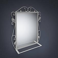 Прихожая Хилтон (Пуф + вешалка + зеркало), фото 2