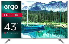 LED-телевізор ERGO 43DFT7000