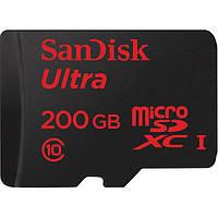 Карта памяти SanDisk 200GB Ultra UHS-I microSDXC (Class 10)