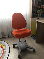 Mealux Onyx   Дитячий комп'ютерний стілець   Ергономічне дитяче крісло, фото 3