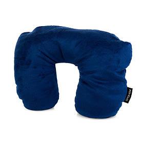Дорожня подушка під голову Spokey ORIGAMI 925060 підголовник,туристична для сну і відпочинку валик