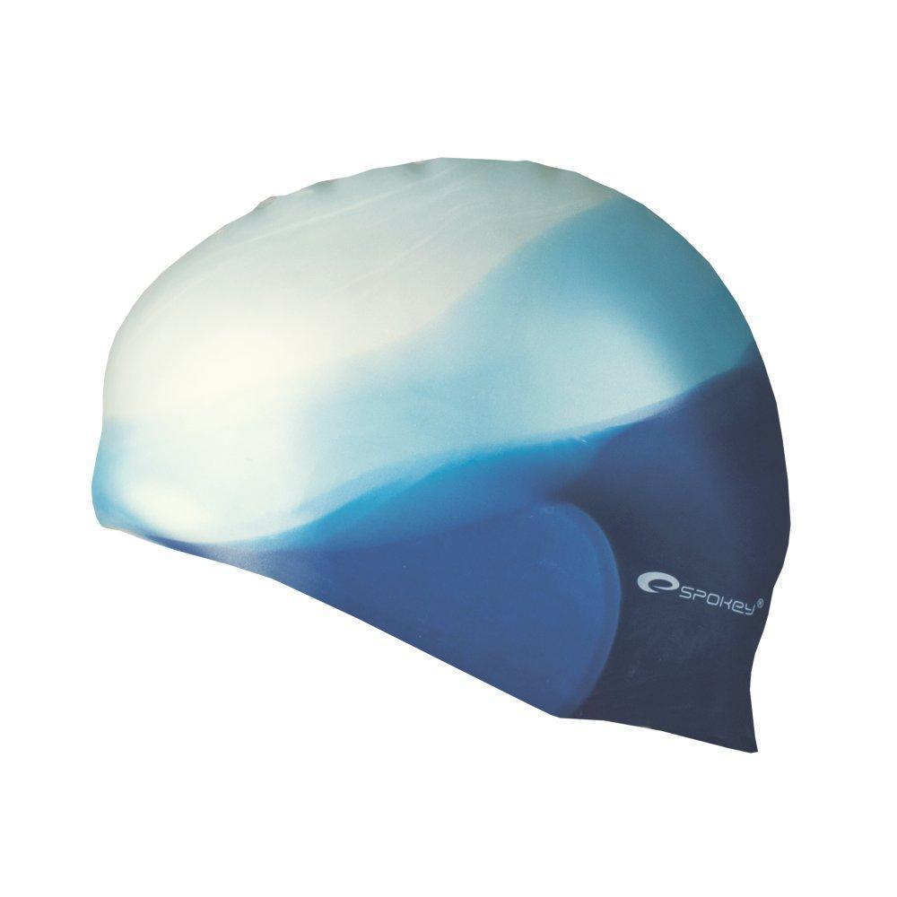 Шапочка для плавання Spokey Abstract 83947 (original) для басейну, силікон
