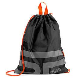 Рюкзак-мішок для змінного взуття Spokey GymBag 925489 (original), сумка-мішок