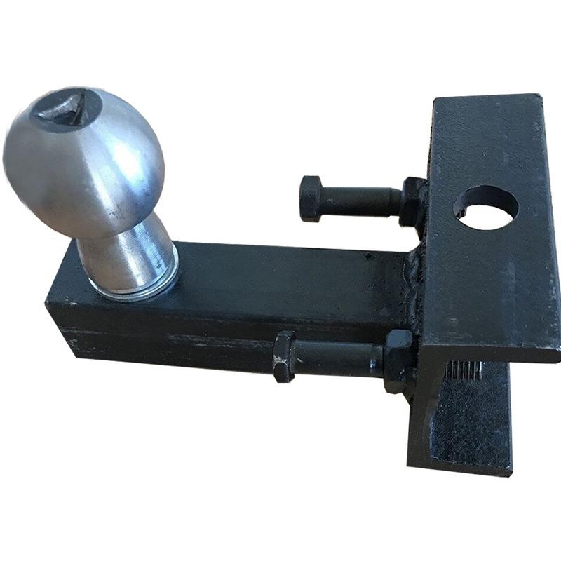 Фаркоп - груша на мотоблок, мототрактор (переходник на автомобильный прицеп)