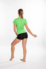 Спортивная женская футболка Rough Radical Capri (original), рашгард с коротким рукавом, компрессионная, фото 3