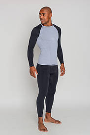 Термокофта чоловіча спортивна Tervel Comfortline (original), лонгслив, кофта, термобілизна зональне, безшовне
