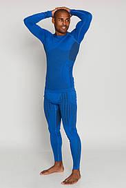 Чоловіча термокофта спортивна HASTER UltraClima зональне безшовне термобілизна