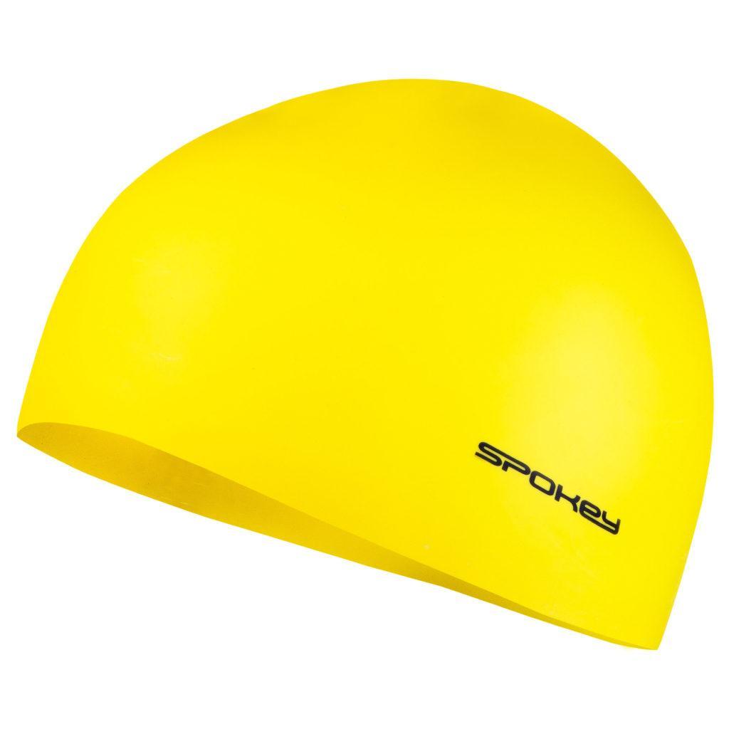 Шапочка для плавания Spokey Summer Cap 85345 (original) для бассейна, силикон взрослая