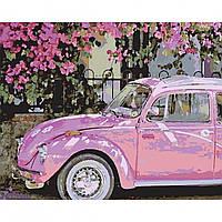 Набор картина по номерам Цвета весны 40х50см, акриловые краски, кисти, холст, фото 1
