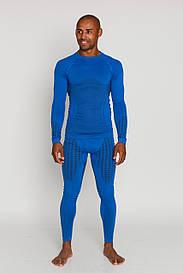 Комплект чоловічого термобілизни для спорту HASTER UltraClima зональне безшовне