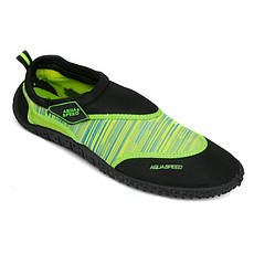 Аквашузы дитячі Aqua Speed 2B (original) взуття для пляжу, взуття для моря, коралові тапочки, фото 2