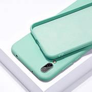 Силіконовий чохол SLIM на Iphone 7 / 8 / SE 2020 Tiffany