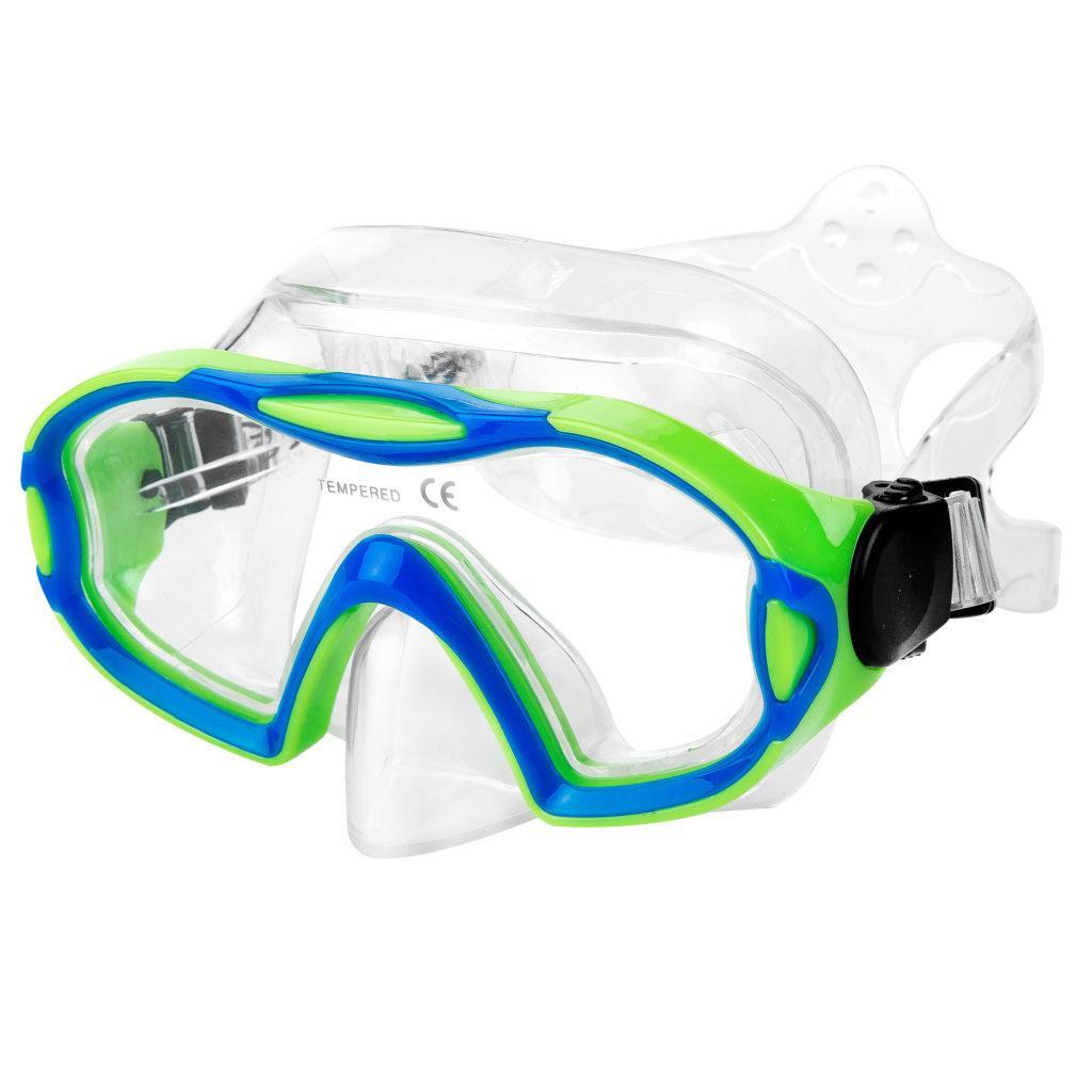 Маска для плавания детская Spokey Eli 928109 (original), маска для ныряния, очки-маска