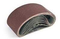Лента шлифовальная бесконечная ЛБ Бригадир ( Р 100, 100*610, упаковка - 10 шт )
