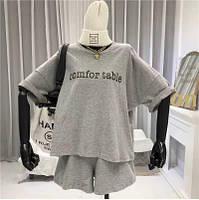 Жіночий літній костюм(шорти+футболка)новинка 2021, фото 1