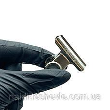 Металевий затискач - прищепка для створення арки, 38 мм., 24 шт./ уп, фото 2