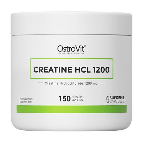 Креатин гідрохлорид OstroVit Creatine HCL 1200 150 caps