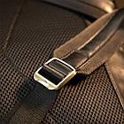 Рюкзак Vintage 14523 кожаный Черный, фото 8