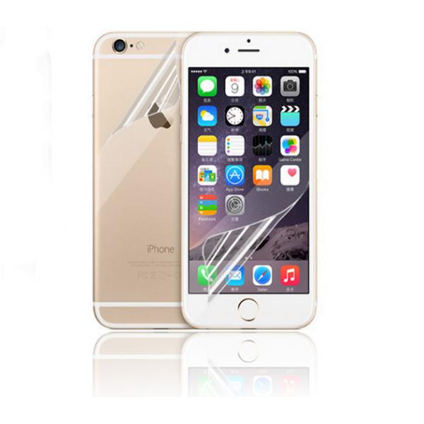 Комплект матовых пленок перед/зад для iPhone 6plus (5.5