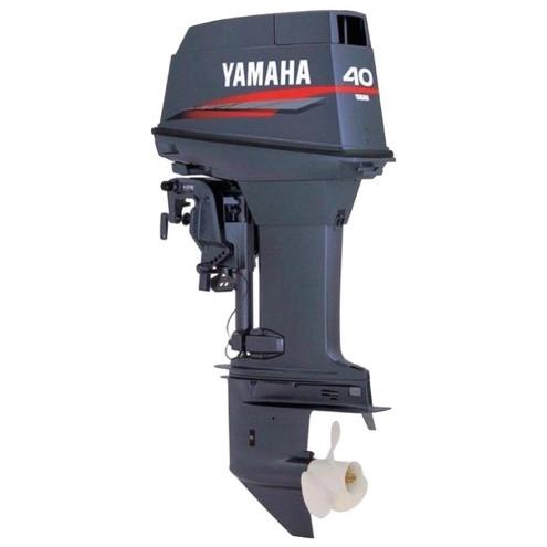 Двигун для човна Yamaha, 40 лс, 2 тактний, 40VMHOL - підвісний двигун для яхт і рибальських човнів