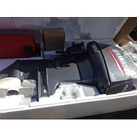 Двигун для човна Yamaha, 40 лс, 2 тактний, 40VMHOL - підвісний двигун для яхт і рибальських човнів, фото 2