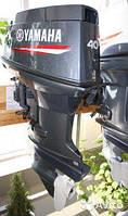 Двигун для човна Yamaha, 40 лс, 2 тактний, 40VMHOL - підвісний двигун для яхт і рибальських човнів, фото 3