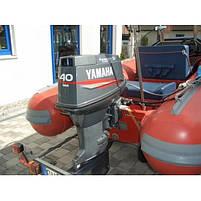 Двигун для човна Yamaha, 40 лс, 2 тактний, 40VMHOL - підвісний двигун для яхт і рибальських човнів, фото 4