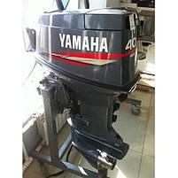 Двигун для човна Yamaha, 40 лс, 2 тактний, 40VMHOL - підвісний двигун для яхт і рибальських човнів, фото 5