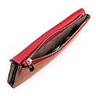 Кошелек женский ST Leather 18406 (SB42-2) многофункциональный Красный, фото 5