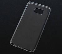 Прозрачный силиконовый чехол для  Samsung Galaxy Note 5