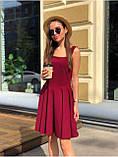 Сукня жіноча коктейльне на літо (3 кольори, р. XS-L), фото 4