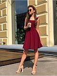 Сукня жіноча коктейльне на літо (3 кольори, р. XS-L), фото 5