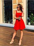 Сукня жіноча коктейльне на літо (3 кольори, р. XS-L), фото 3