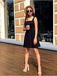 Сукня жіноча коктейльне на літо (3 кольори, р. XS-L), фото 8