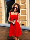 Сукня жіноча коктейльне на літо (3 кольори, р. XS-L), фото 2