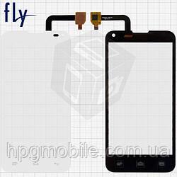 Сенсорный экран для Fly IQ4415, белый, оригинал