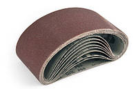 Лента шлифовальная бесконечная ЛБ Бригадир ( Р 120, 100*610, упаковка - 10 шт )