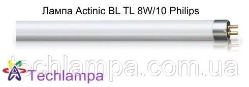 Лампа Actinic BL TL 8W/10 Philips