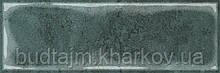 10х30 Керамічна плитка стіна Сомо Комо зелений глянсовий