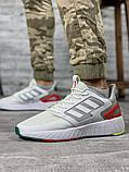 Кроссовки мужские 20002, Adidas Run90s neo, белые [ 42 43 44 45 ] р.(42-26,5см), фото 3