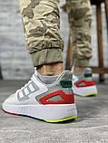 Кроссовки мужские 20002, Adidas Run90s neo, белые [ 42 43 44 45 ] р.(42-26,5см), фото 4