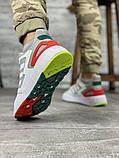 Кроссовки мужские 20002, Adidas Run90s neo, белые [ 42 43 44 45 ] р.(42-26,5см), фото 5