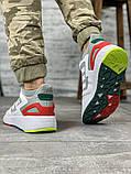 Кроссовки мужские 20002, Adidas Run90s neo, белые [ 42 43 44 45 ] р.(42-26,5см), фото 6