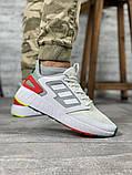 Кроссовки мужские 20002, Adidas Run90s neo, белые [ 42 43 44 45 ] р.(42-26,5см), фото 7